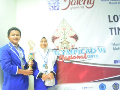 JUARA II OLYMPICAD 2019